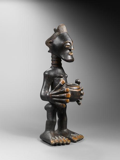 GOSEE ART -  LUBA-KASAI (KALUNDWE) by LUCAS RATTON Art Tribal