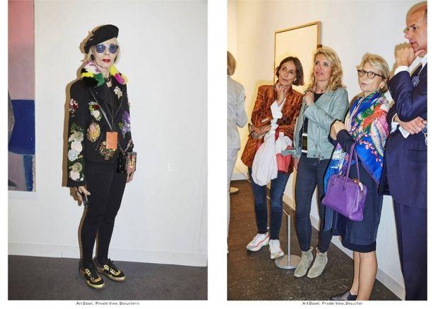 BIRGIT STÖVER ARTISTS: CLAUDIA KLEIN for ART BASEL