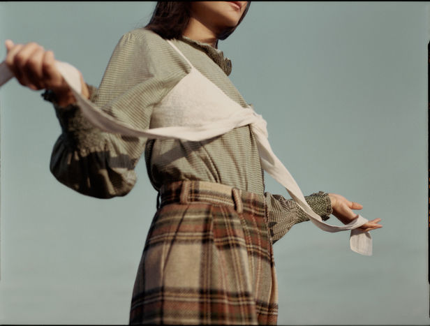 Anouk Nitsche c/o FREDA+WOOLF for The New Story Magazine