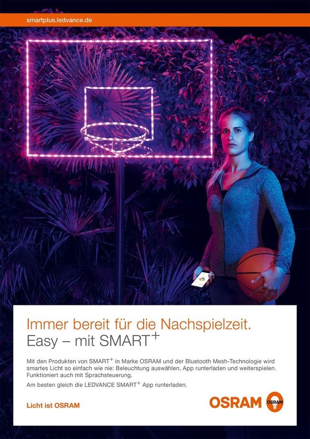 COSMOPOLA – ALEXANDRA KINGA FEKETE was commissioned as photographer and director for Osram.
