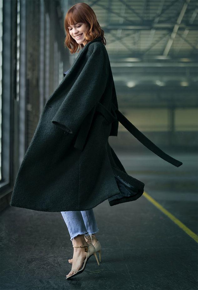 DOUBLE T PHOTOGRAPHERS: Det Kempke - Emilia Schüle für Hörzu