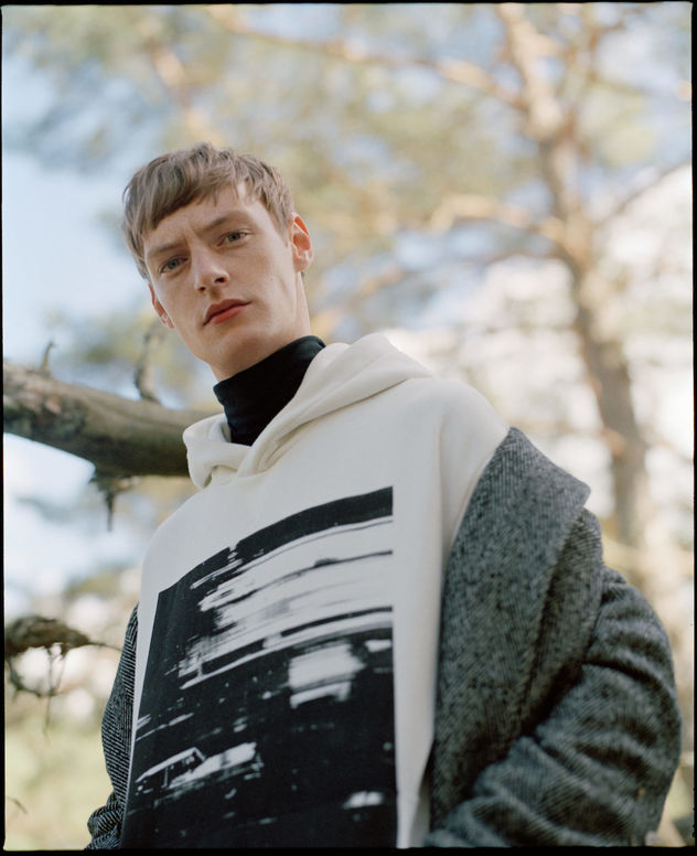 Mateusz Stankiewicz c/o SAMESAME AGENCY for Reserved MenvAW'18