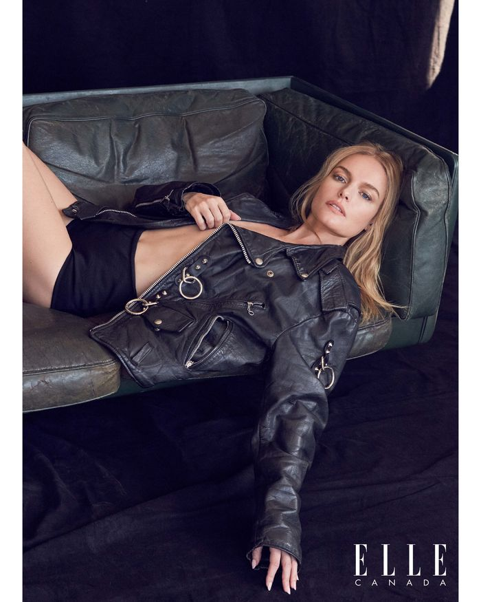 KATE BOSWORTH FOR ELLE CANADA PRODUCED BY PRODUCTIONISING