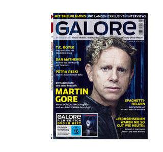 GALORE Magazin