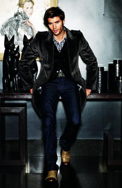 THEO WORMLAND : Ali KEPENEK for Fashionletter Fall / Winter 2009