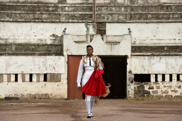 SKUC GALLERY : Nandipha Mntambo