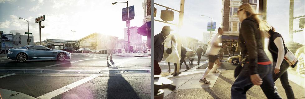 MANU AGAH : Streetlife